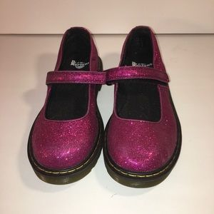 Dr Martens Mary Jane Shoes Girls Size 4